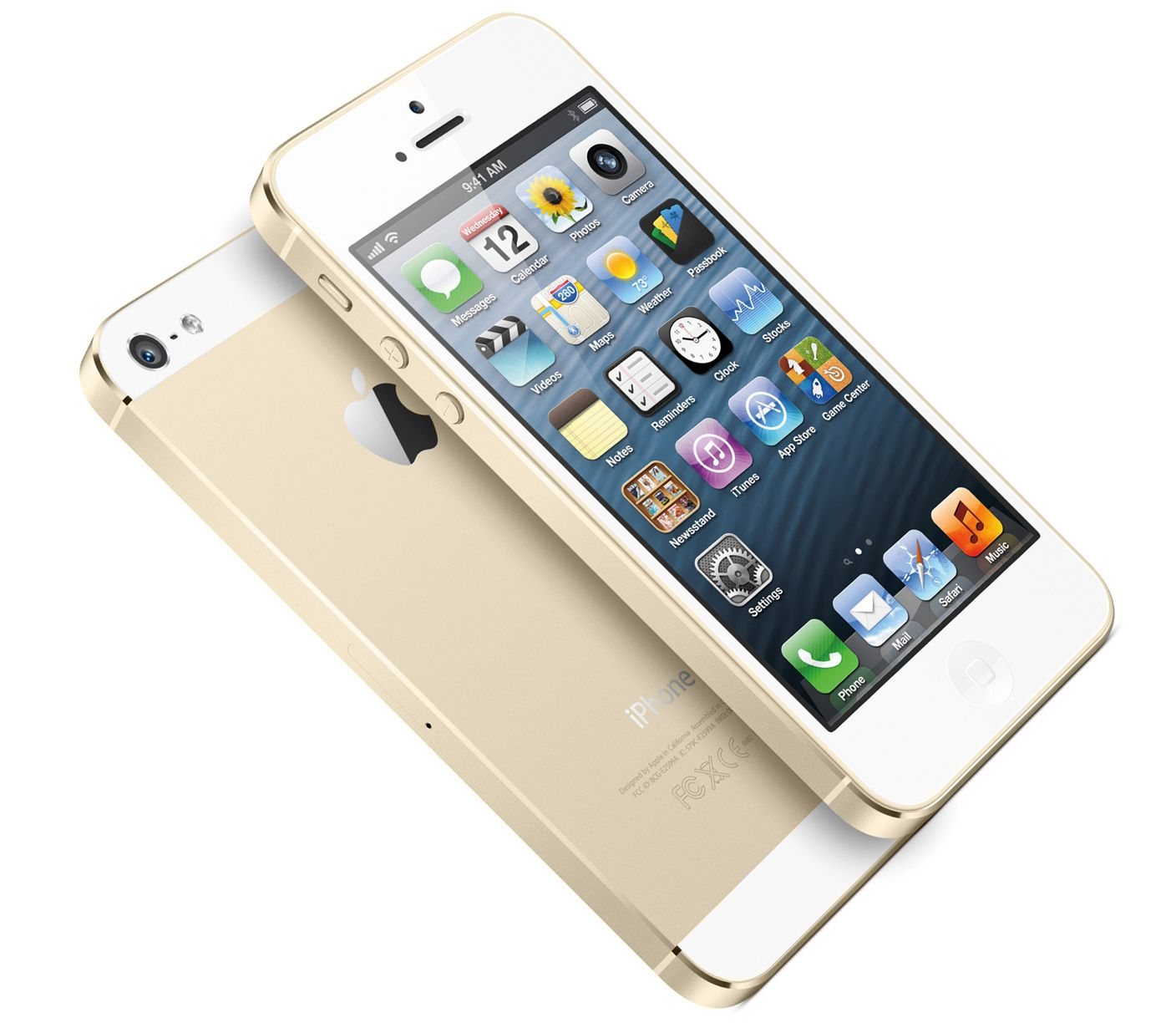 Thiết kế iPhone 5S