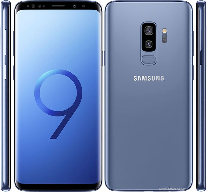 Samsung Galaxy S9 Plus SM-G965F 256GB Blue
